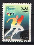 Algerie 1988. Olimpic Games, Seoul Nice Stamp, MNH (**)