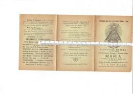 37600 ( 2 Scans ) O.L.V. TER RIEVE BLANDINUSBERG - Religion & Esotérisme