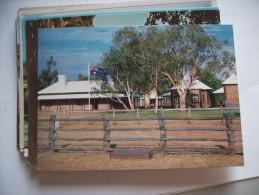 Australia Alice Springs Telegraph Station - Alice Springs