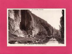 31 HAUTE GARONNE, SAINT-BEAT, La Carrière Romaine, Animée, (Labouche) - Francia