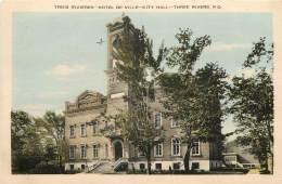 HOTEL DE VILLE - TROIS RIVIERES