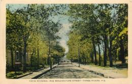TROIS RIVIERES  - RUE BONAVENTURE STREET