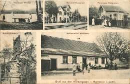 BANNSTEIN        GARE     RESTAURANT - Autres Communes