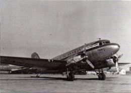 DC3 Santa Fe Skyway Airlines DC 3 NC65278 Airplane DC-3 - 1946-....: Era Moderna