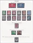 Irlande - Collection Vendue Page Par Page - Timbres Neufs *(avec Charnière) / Oblitérés- Qualité B/TB - 1937-1949 Éire