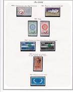 Irlande - Collection Vendue Page Par Page - Timbres Neufs *(avec Charnière) / Oblitérés- Qualité B/TB - Oblitérés