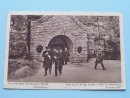 Caves St. Martin Visite De Prince Félix De Luxembourg ( Wilca N° 4 ) Anno 1933 ( Zie Foto Details ) !! - Remich