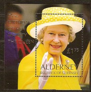 Alderney Aurigny 2001 Yvert Bloc 9 *** MNH Cote 9,00  Euro - Alderney