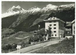 Suisse // Schweiz// Switzerland// Grisons // Brigels, Hôtel Kistenpass - GR Grisons