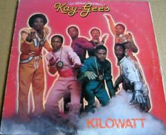 KAY-GEE'S - KILOWATT 1978 - DSR-9505 (150616) - Disco, Pop