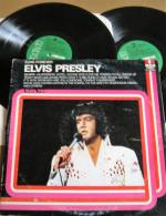 ELVIS PRESLEY FOREVER 2 LP -- APRILE 1975- LINEA TRE- RCA NL 48024 (2) (150616) - Hard Rock & Metal
