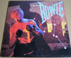 DAVID BOWIE 1983 -LET'S DANCE EMI AMERICA 4001651 (150616) - Disco, Pop