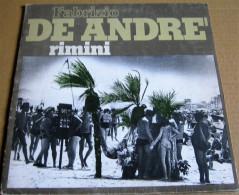 FABRIZIO DE ANDRè - RIMINI - RICORDI SMRL 6221 (150616) - Disco, Pop