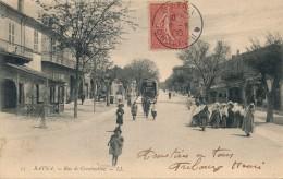 ALGÉRIE - BATNA - Rue De Constantine - Batna