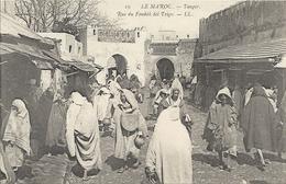 RUE DU FONDAK DEL TRIGO - Tanger