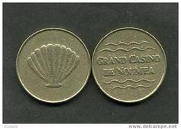 Rare Nouvelle Caledonie Jeton Grand Casino De Noumea !! - Casino