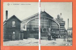 TURNHOUT -  Intérieur De La Gare  -  SBP N° 4  -  1910 - Turnhout
