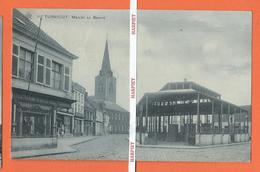 TURNHOUT -  Marché Au Beurre -  SBP N° 11  -  1908 - Turnhout
