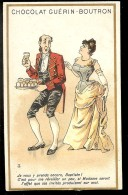 CHROMO GUERIN BOUTRON Je Vous Y Prends Encore, Baptiste !  1 - Guérin-Boutron