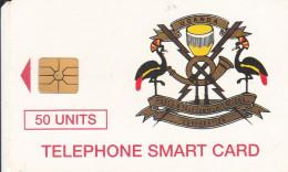 Uganda - Telecom Logo 50 Un. - UGA-15