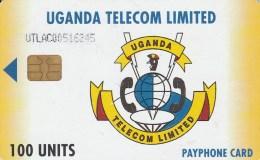 Uganda - UTL Logo 100 Un. - UGA-21