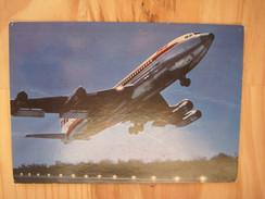 Dans Le Ciel De France - Boeing 707 B Intercontinental De La TWA - 1946-....: Moderne