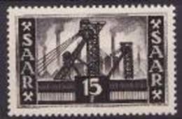 SARRE (SAAR) 1952-53 - N° Yvert 313 (Michel N° 327) Neuf** - 1947-56 Protectorate