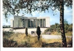 Militaria-Guerre 1939-1945-Bastogne-le Mardasson Mémorial En Mémoire Des Soldats Américains-Flamme 25e Anniversaire-1969 - Oorlog 1939-45