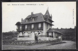 CPA 27 - Pinterville, Le Parc - Pinterville