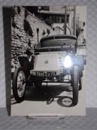 Photographie Carte Postale - MUSEON DI RODO - UZÈS (GARD) - Voiturette Georges Richard 1898 - Automobiles