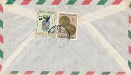 ESTADO DA INDIA - GOA - 1959 , Letter To Minden - Colonias Portuguesas Y Dependencias - Sin Clasificación
