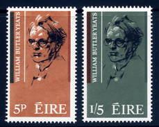 Ireland  Sc#  200-201  MNH  Complete Set   1965 - 1949-... Republic Of Ireland