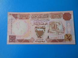 Bahrain Bahrein 1/2 Dinar 1986 P12 UNC - Bahreïn