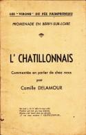 DOCUMENT -16 42 : CHATILLON SUR LOIRE LOIRET BERRY SUR LOIRE  LES VIRONS DU PEE PAIMPRUNIAU. C. DELAMOUR - Vieux Papiers