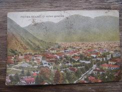 Ro.121S. Piatra-Neamt. O Vedere Generala. Leon Goldner. Romania. - Romania