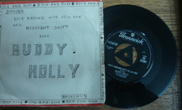 BUDDY HOLLY Vinyle 45 T - Autres - Musique Anglaise