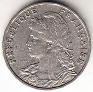 FRANCIA 1904 25 CENTIMES TIPO: GRABADOR PATEY   .MBC. .  CN4087 - Francia