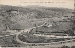15 - PLEAUX - Le Pont Blanchard (impeccable) - Sonstige Gemeinden