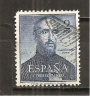 España/Spain-(usado) - Edifil  1118  - Yvert  Aéreo-256 (o) (defectuoso) - Posta Aerea