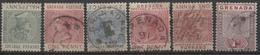 Grenada (1883-1895) - Mix Lot - Grenada (...-1974)