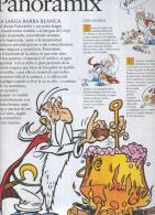 Asterix: Quien Es Quien: Panoramix - Libros, Revistas, Cómics