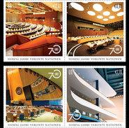 UNITED NATIONS 2015 70th Anniversary Of The UN (Vienna) - Vienna - Oficina De Las Naciones Unidas