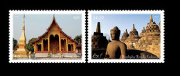 UNITED NATIONS 2015 2015 World Heritage - South East Asia (New York) - Nuevos
