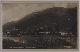 Bellinzona - I Tre Castelli - Photo: Ditta G. Mayr No. 1161 - TI Tessin