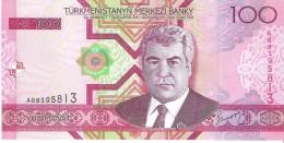 Turkmenistan - Pick 18 - 100 Manat 2005 - Unc - Turkménistan