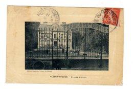 Nov16    9478203  Plessis Trevise  Avenue Ardouin - France