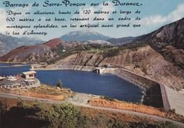 LAC ET BARRAGE DE SERRE PONCON(dil293) - France