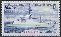TAAF, N° 289** Y Et T - Terres Australes Et Antarctiques Françaises (TAAF)