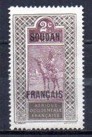 TGC/ Soudan  N° 21  Neuf  XX  MNH , Cote :  0,50 € , Album 12 - Soedan (1894-1902)