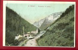 FJG-20  San Remy, Entrando In Paese. Viaggiatta Per La Svizzera In 1906 - Italia